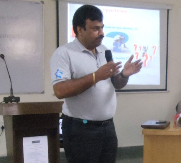 , Dr. Koti Reddy Bhavanam, Ph.D., Empiric Management Solutions, Empiric Management Solutions