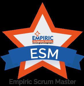 , Empiric Scrum Master, Empiric Management Solutions