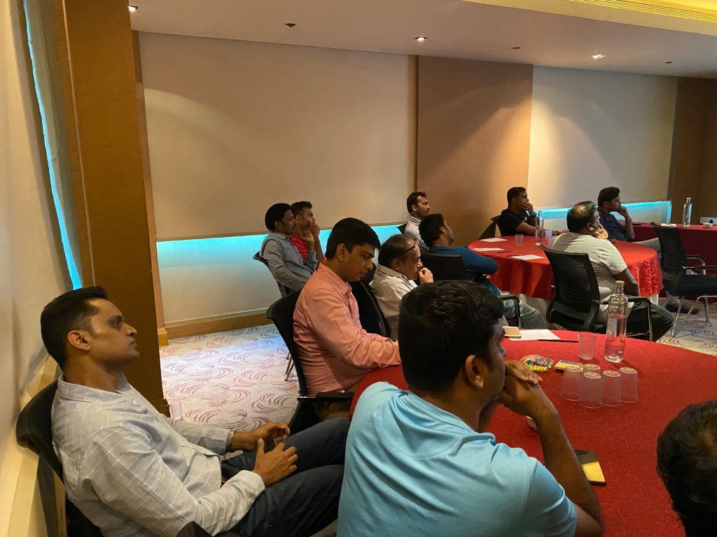 , SAFe meet up at Radission, Hyderabad in February 2020, Empiric Management Solutions